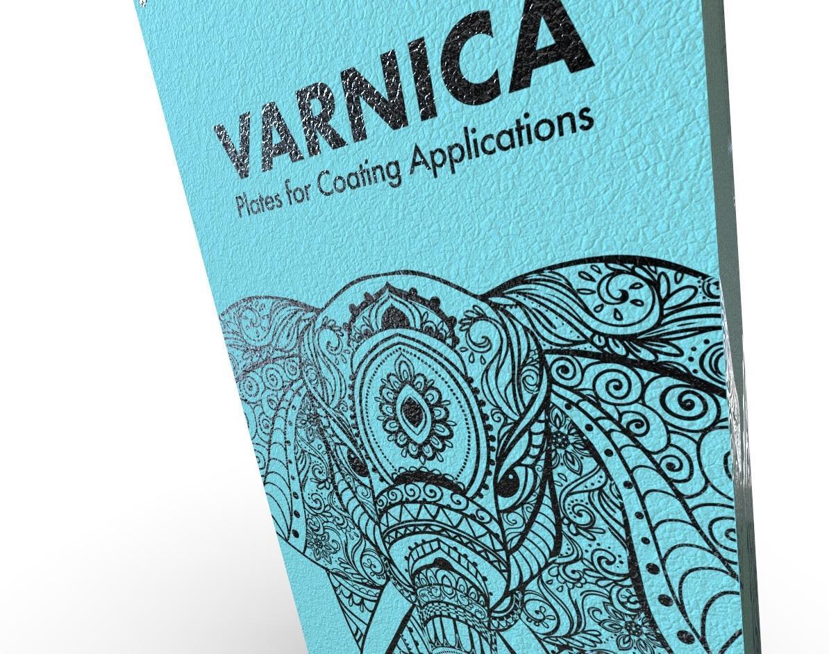 Varnica printing plates for varnish